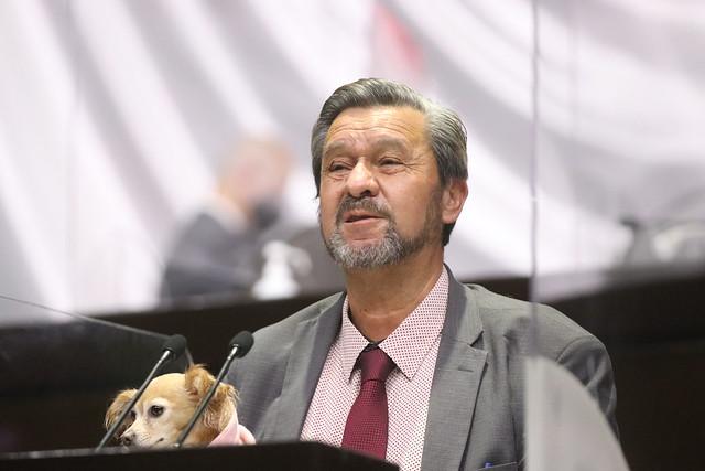23/03/2021 Tribuna Diputado Samuel Herrera