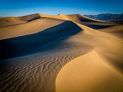 Death Valley National Park Mesquite Dunes Fuji GFX100 California Desert Sand Dunes Fine Art Landscape Nature Photography! Elliot McGucken Master Medium Format Fine Art American West Photography! Fujifilm GFX 100 & Fujinon FUJIFILM GF Lens