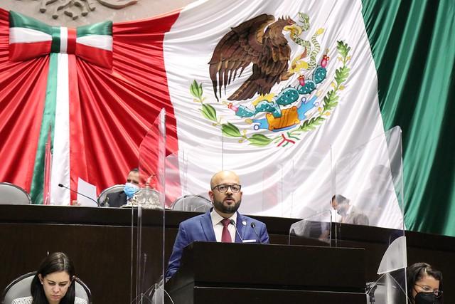 24/03/2021 Tribuna Diputado Jorge Luis Montes Nieves