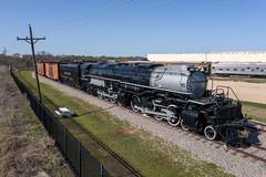 UP 4018 - Frisco Texas
