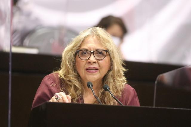 24/03/2021 Tribuna Diputada María De Los Ángeles Huerta