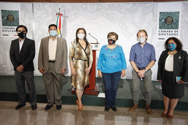 23/03/2021 Conferencia Maria Eugenia Hernandez, Día Mundial Del Agua