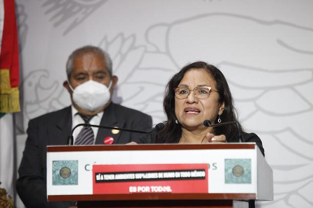 24/03/2021 Conferencia De La Comisión De Salud, Ley Tabaco