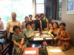 2017年7月20日 Woman`s talk 老爺飯店下午茶