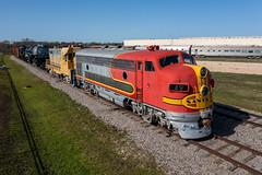 ATSF 49 - Frisco Texas