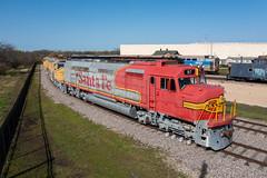 ATSF 97 - Frisco Texas