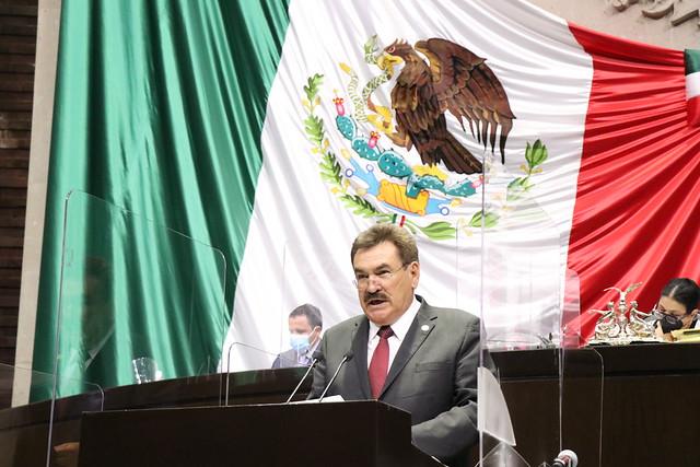 25/03/2021 Tribuna Diputado Fortunato Rivera