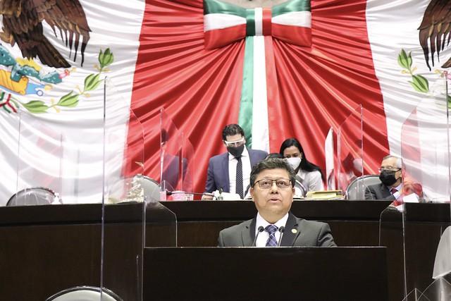 25/03/2021 Tribuna Diputado Rubén Cayetano