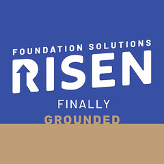 Residential home slab foundation repair by risen foundation solutions