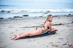 Beautiful 45SURF 45EPIC Swimsuit Bikini Model Goddess Fitness Model!  Pretty Blue Eyes Long Blonde Hair! The Birth of Venus! Nikon D810 & Nikkor Lens Gold 45 Revolver Bikini Goddess!