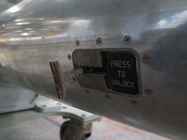 Photo:B61 Thermonuclear Bomb