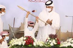 تتويج الفائزين برموز الثنايا (الأشواط العامة) بمهرجان سمو الأمير المفدى 27-3-2021