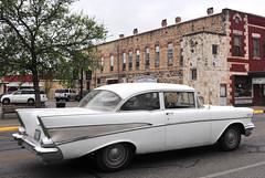 1957 Chevrolet 2-door sedan
