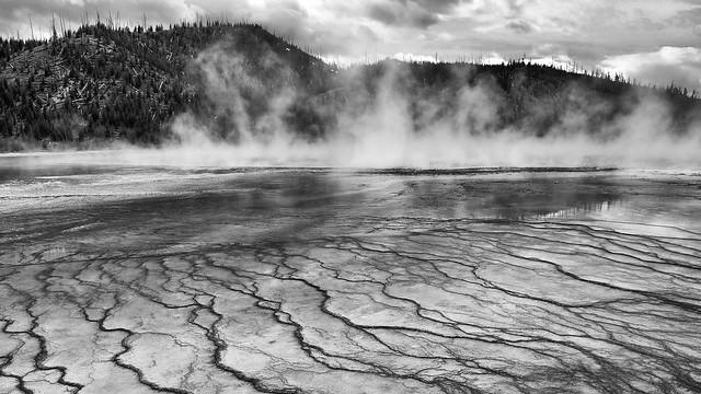 Lac fumant
