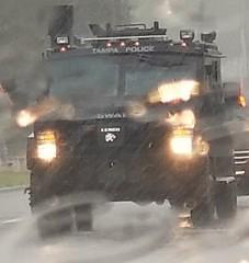 Tampa Swat Vehicle
