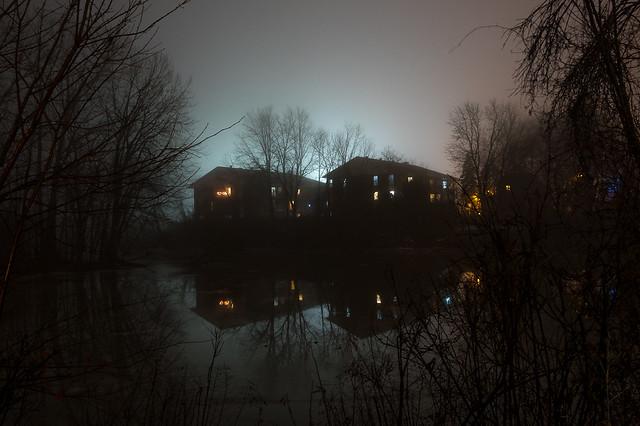Par un soir de brume