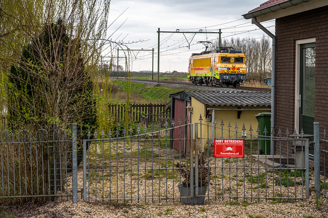 Photo:Zaltbommel-Hedel SR 1824 (Nicole) By Rob Dammers