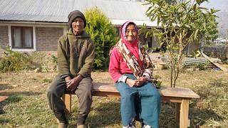 Visit & Relief @ Tumuyon Khullen on 27.03.2021