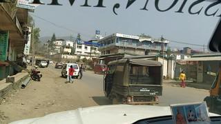 Visit & Relief @ Rajaimei, Senapati District.