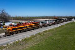 KCS 4695 - Wylie Texas