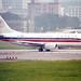 Wuhan Airlines | Boeing 737-300 | B-2988 | Guangzhou Baiyun (old)