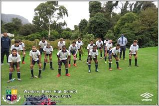 WBHS Soccer: U15B vs Paul Roos U15A