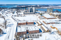 Snow Covered Memphis