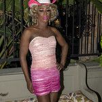 Honey Pink Cowgirl Outfit -322