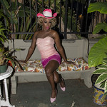 Honey Pink Cowgirl Outfit -352
