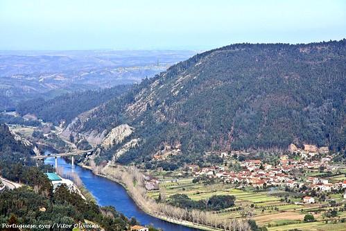 Vale do Rio Mondego - Penacova - Portugal 🇵🇹