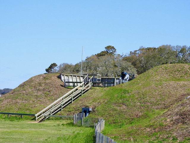Photo:Fort Fisher State Historic Site By howderfamily.com