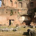 Tribuna imperiale dello Stadio di Domiziano - https://www.flickr.com/people/82911286@N03/