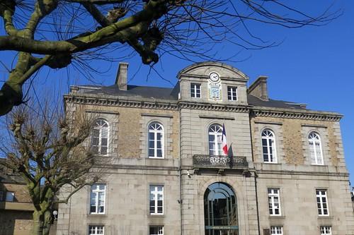 Hôtel de Ville, Avranches (Manche)