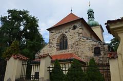 Prague-Prosek,  Church of St. Wenceslas