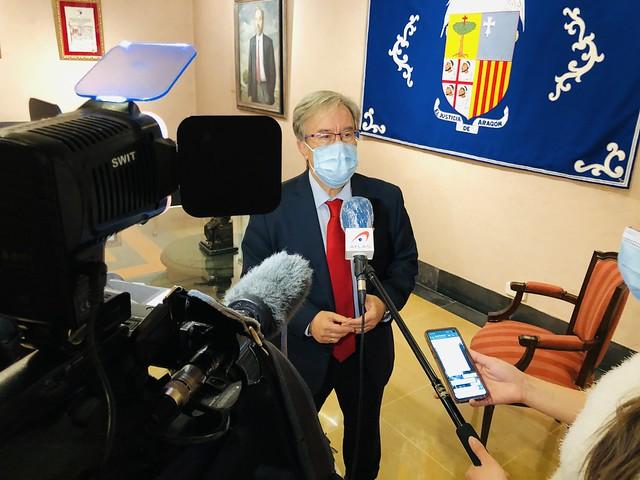 Intervención en Informativos Telecinco