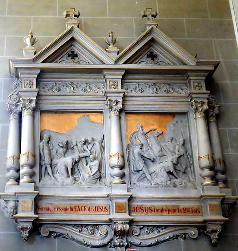 Basilique Saint-Gervais - Saint-Protais, Avranches (Manche)