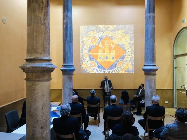 """Presentación libro """"Justicia de Aragón, un Palacio una Sede"""""""