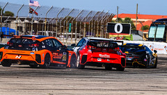2021 Michelin Pilot Challenge at Sebring - Race Day