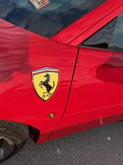 2018 Ferrari 488 GTB - Side Emblem