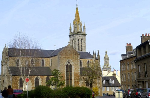 Eglise Saint-Saturnin, Avranches (Manche)