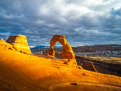 Delicate Arch Arches National Park Winter Fuji GFX100 Utah Fine Art Landscape Photography! Elliot McGucken Fine Art American West Landscape Nature Photography! Master Medium Format Fine Art Photographer! Fujifilm GFX 100 & Fujifilm FUJINON Lens!
