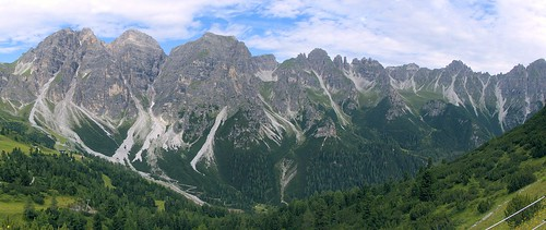 Kreusjoch Panorama
