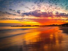 Santa Barbara Pier Wharf Sunset Twilight Santa Barbara Beach Fuji GFX100 Fine Art Socal Landscape! Elliot McGucken Landscape Nature Photography! Master Medium Format Fine Art Photographer! Fujifilm GFX 100 & Fujifilm FUJINON Lens!