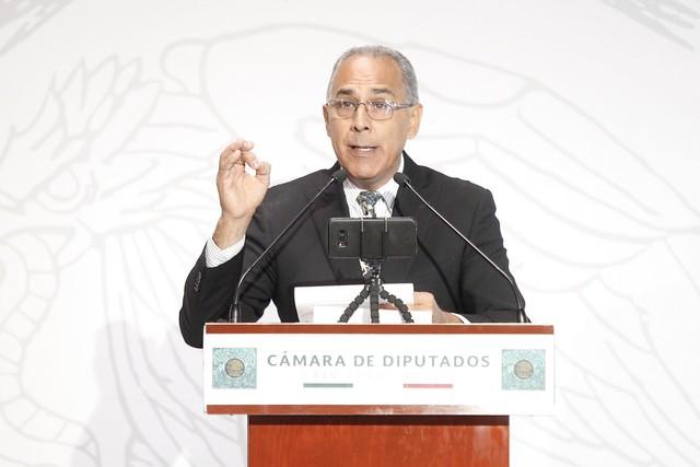 06/04/2021 Conferencia Diputado Ricardo Delsol Regulación Tabaco