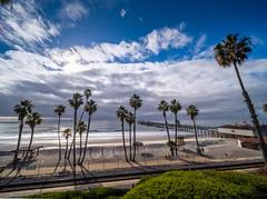 San Clemente Pier San Clemente Beach Fuji GFX100 Fine Art Socal Landscape Seascape Ocean Art! Elliot McGucken Landscape Nature Photography! Master Medium Format Fine Art Photographer! Fujifilm GFX 100 & Fujifilm FUJINON Lens!
