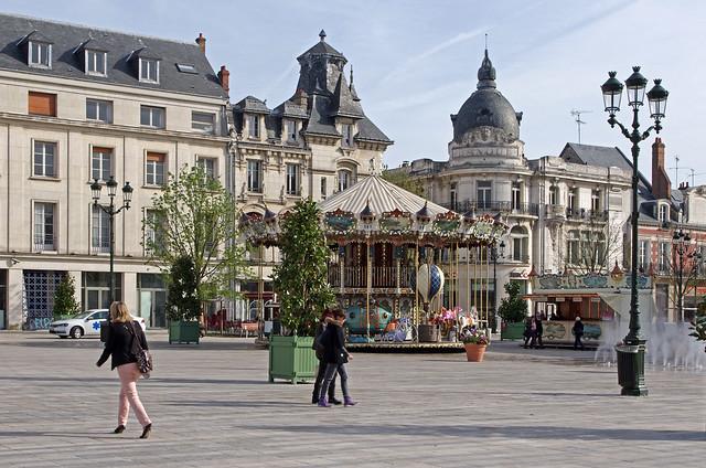 Photo:Orléans (Loiret). By sybarite48