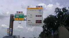 Dallas, TX- I-635 Frontage Rd.