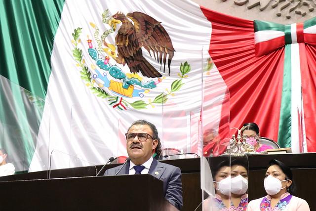 07/04/2021 Tribuna Diputado Armando Contreras