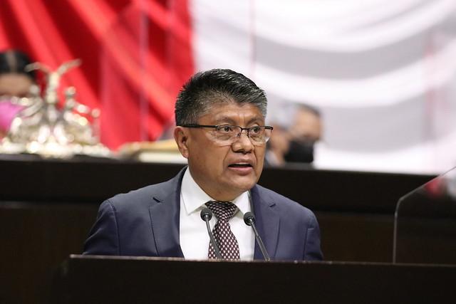 07/04/2021 Tribuna Diputado Vicente Onofre Vázquez