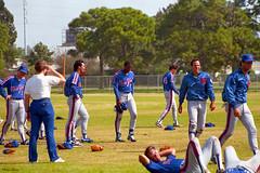 New York Mets Spring Training, 1987